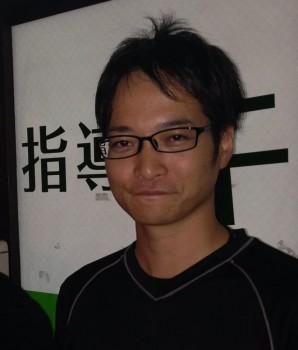 現場監督の桝さん